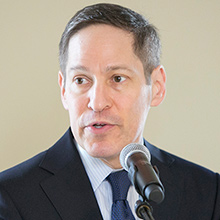 Dr. Thomas Frieden, Director, U.S. Centers for Disease Control and Prevention